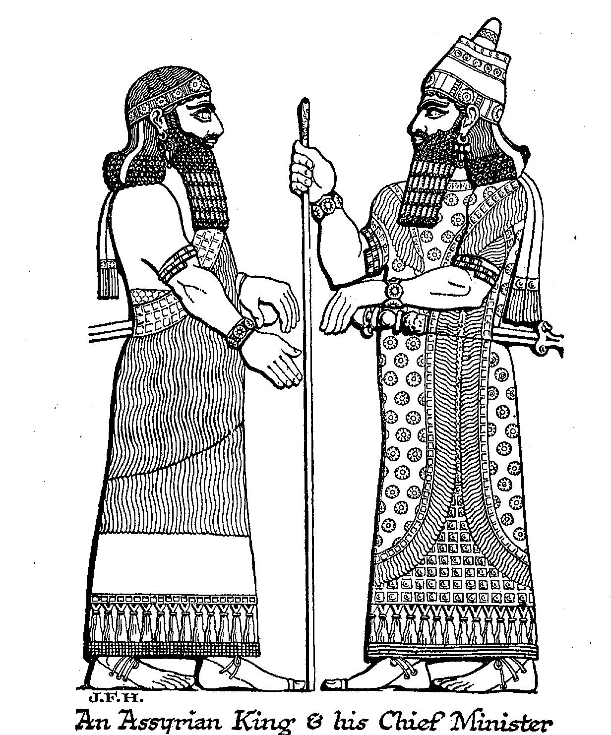 Sumerians outline