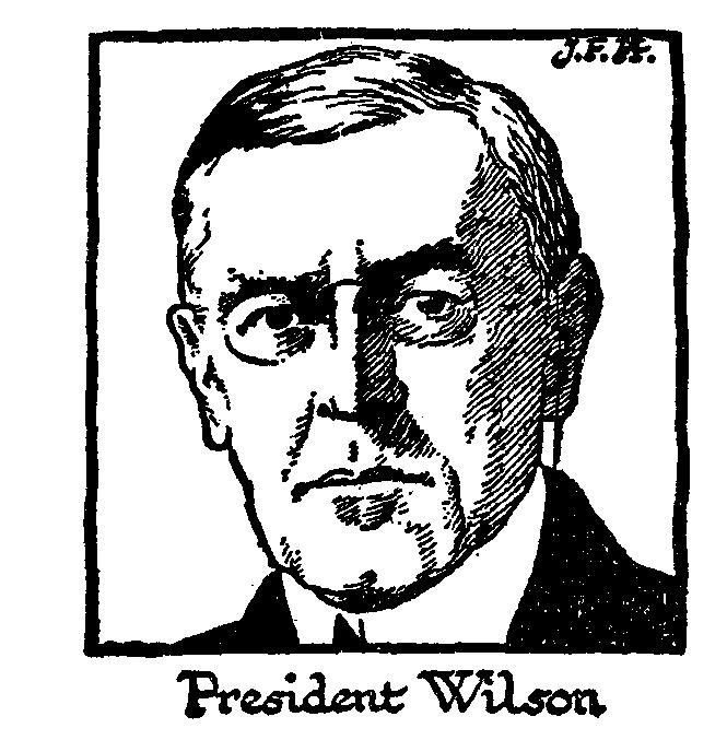 president wilson life before presidency